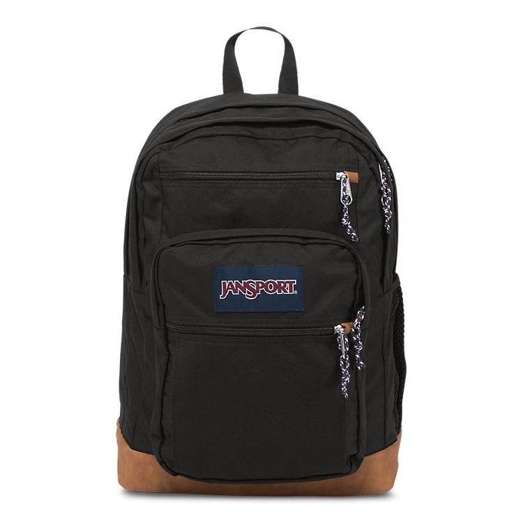 Jansport Cool Student Backpack Black Ideal Baby