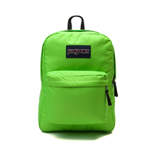 Jansport Superbreak Backpack Zap Green