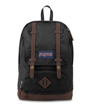 Jansport Cortlandt Backpack, Black