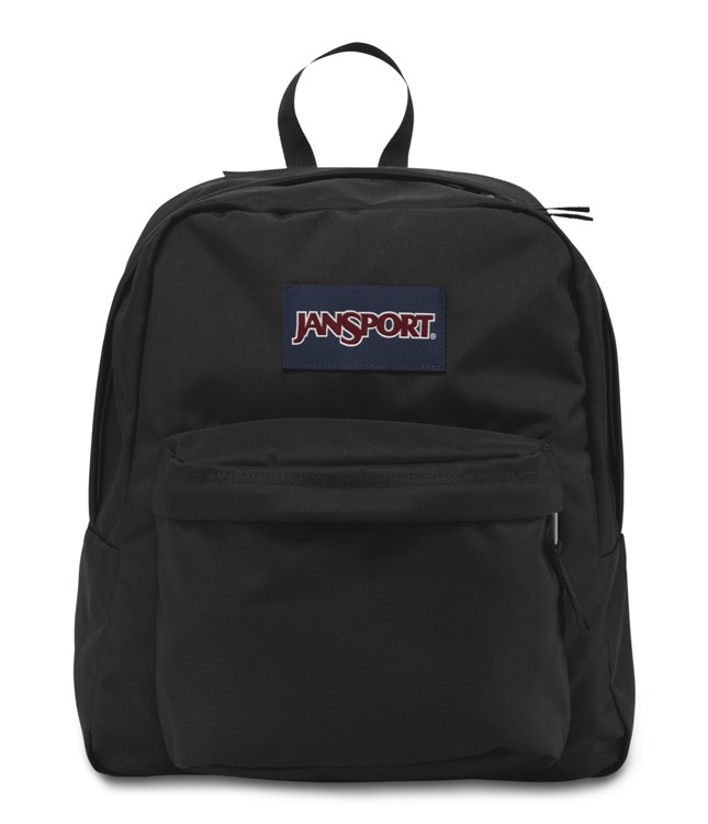 Jansport Spring Break Backpack Black