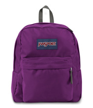 Jansport Spring Break Backpack, Vivid Purple