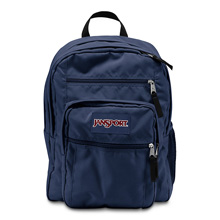 Jansport Big Student Backpack, Navy
