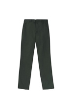 French Toast 50% Off  School Uniform Double Knee Pant Boy, Hunter Green