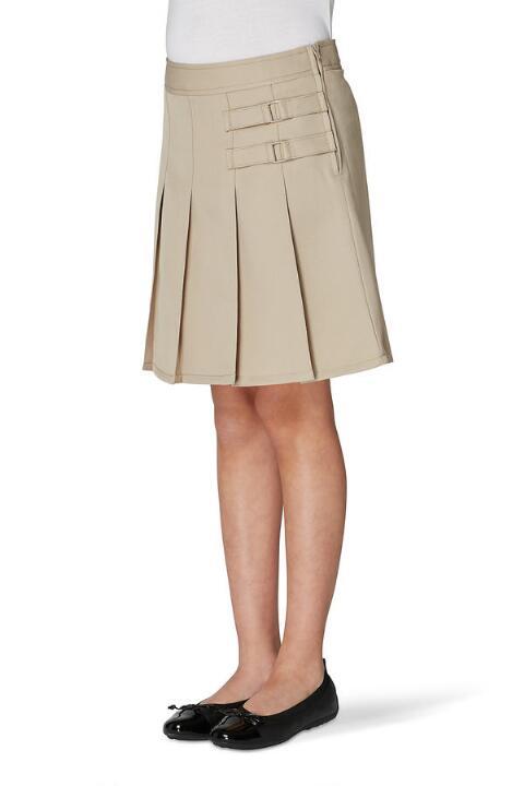 French Toast Girls Pull-On Short School Uniform Shorts
