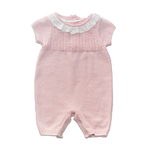 Karela Kids Knitted Overall 0-3 Months