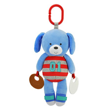 Carters Puppy Plush On-the-Go Clip