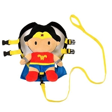 Kids Embrace Harness Buddy Wonder Women