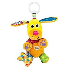 Lamaze Barking Boden Clip and Go