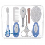Dreambaby®  10 Pieces  Essentials Grooming Kit, Blue