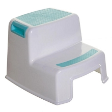 Dreambaby 2-Up Steep Stool Aqua