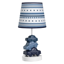 Lambs & Ivy Metropolis Lamp with Shade