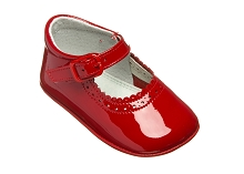 Lili Import Girl Shoes Red Patent