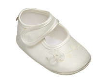 Punto Blanco Baby Girl Shoes Beige