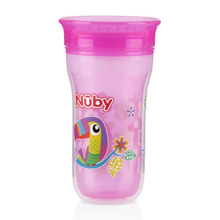 Luv n Care Nuby Insulated 360 Wonder Cup 10oz-Girl