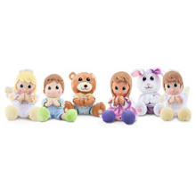 Nuby Prayer Pal Plush Toys English