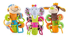Luv n Care Nuby Toy Squeaker and Rattle Rings