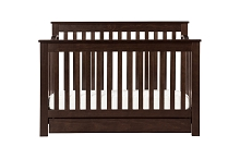 DaVinci Piedmont 4 In 1 Convertible Crib w/ Toddler Rail