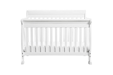 DaVinci Kalani 4-in-1 Convertible Crib with Toddler Bed Conversion Kit