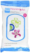 MAM Pacifier Wipes 40 Ct