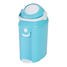 Baby Trend Deluxe Diaper Pail Loving You Blue