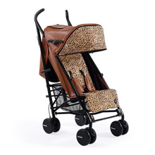 Mima BO Stroller Fashion Kit (Only) Leopard