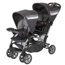 Baby Trend Sit N' Stand® Double Stroller - Liberty