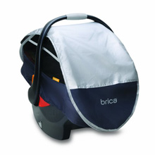 BRICA® by Munchkin Infant Car Seat Comfort Canopy™