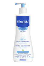 Mustela Gentle Cleansing Gel Hair and Body 16.90 fl oz