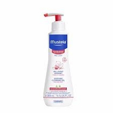 Mustela Soothing Cleansing Gel 10.14 Once