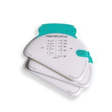 Nanobebe 50 Breastmilk Storage Bag
