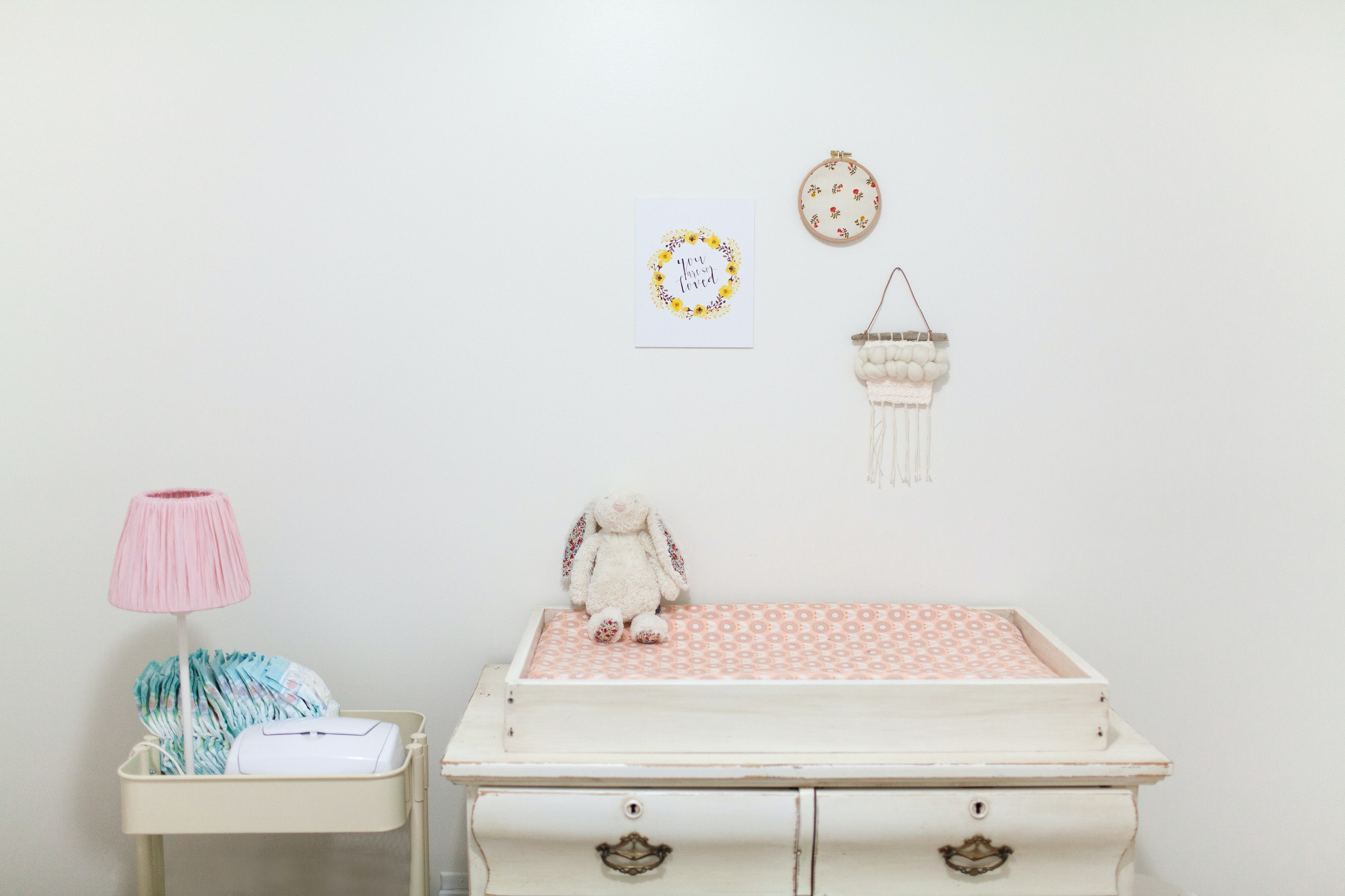 What to look for when buying a new dresser for your nursery