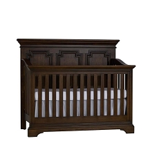 Biltmore Amherst 4-in-1 Lifetime® Convertible Crib Burnt Oak