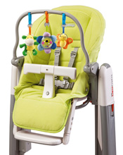 Peg Perego Cover for Highchair  Tatamia Kit, Verde