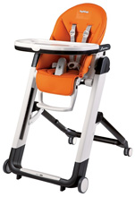Peg Perego Siesta High Chair, Arancia - Orange