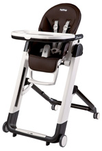Peg Perego Siesta High Chair, Cacao
