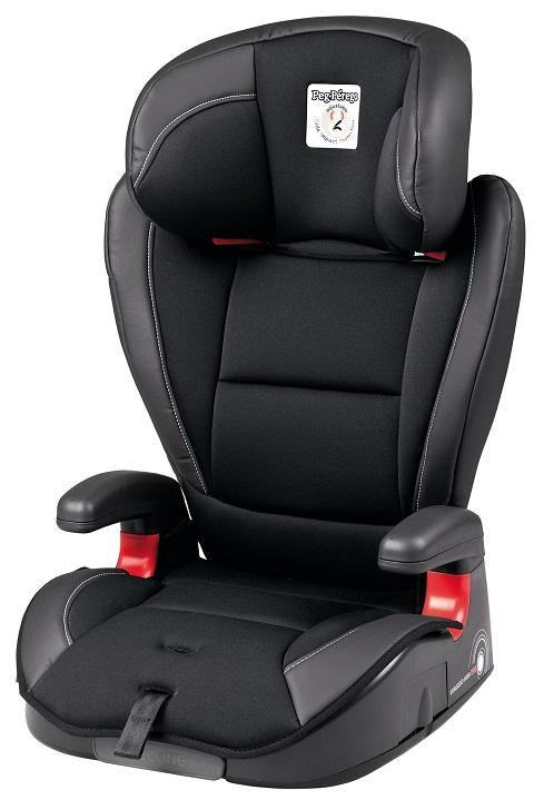Peg Perego Primo Viaggio HBB 120 Booster Car Seat Licorice