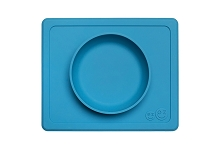 EZPZ Mini Bowl Placemate in Blue
