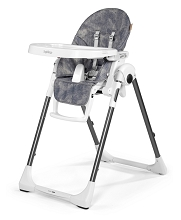 Peg Perego Prima Pappa Zero 3 High Chair, Denim