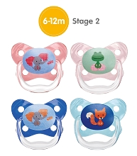 Dr Brown's Prevent Butterfly Stage 2 (6-12mos) 2-Pk