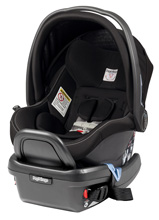 Peg Perego Primo Viaggio Nido 4/35 Infant Car Seat Onyx-Black