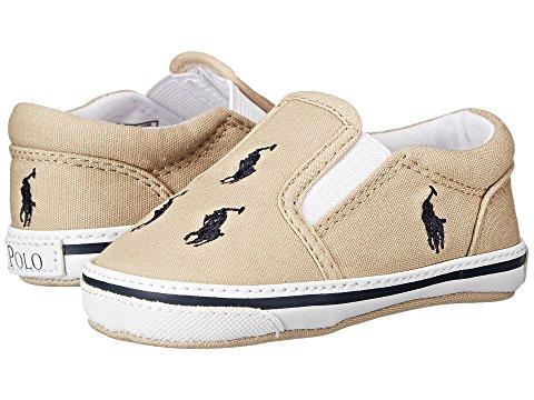 a602a98d8357c Polo Ralph Lauren Boy Infant Bal Harbour Khaki-Navy. Tap to expand