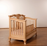 Romina Kids Furniture Cleopatra Toddler Rail White (picture does not represent actual color)