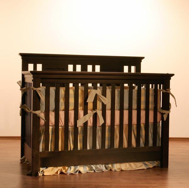 Attirant Romina Kids Furniture Karisma Convertible Crib In Espresso