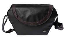 Mima Trendy Changing Bag Black