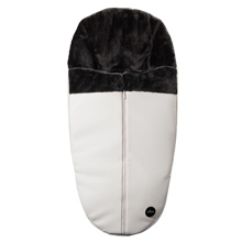 Mima Kids Xari Footmuff 2G Snow White