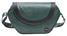 Mima Trendy Changing Bag British Green