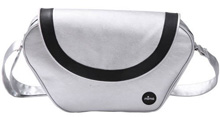 Mima Trendy Changing Bag Argento