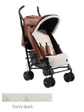 Mima BO Stroller Fashion Kit (Only) Furry Duck