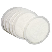 Dr. Brown's® Oval Disposable Breast Pads 60 Pack