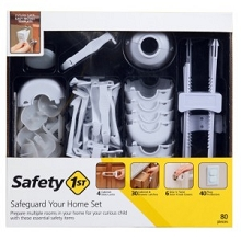 Safety 1st Safety Essentials Set 80 Pieces